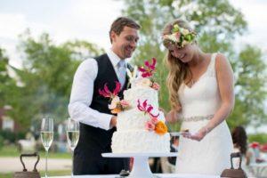 Colorful & Vintage Wedding